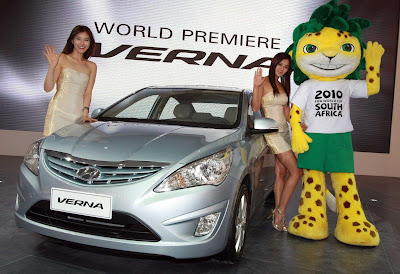 2011 Hyundai Verna-Accent First Look