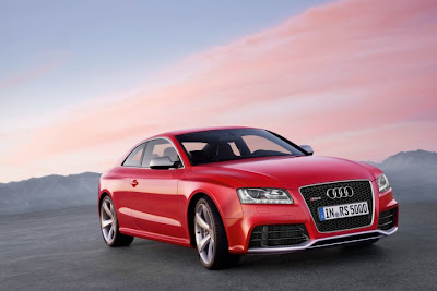 2011 Audi RS5 Car Wallpaper