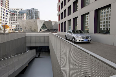 2011 Mercedes-Benz E-Class L First Drive