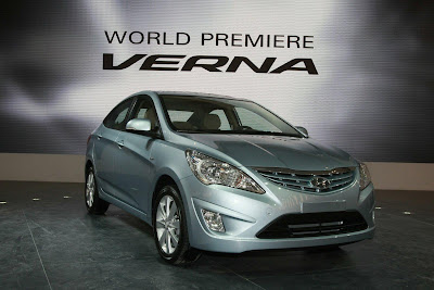 2011 Hyundai Verna-Accent Car Picture