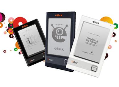 eSlick e-book reader