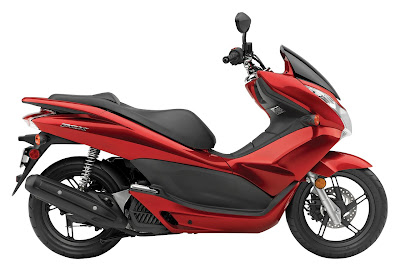 2011 Honda PCX First Look