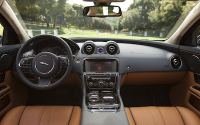 2011 Jaguar XJ L Supercharged Interior