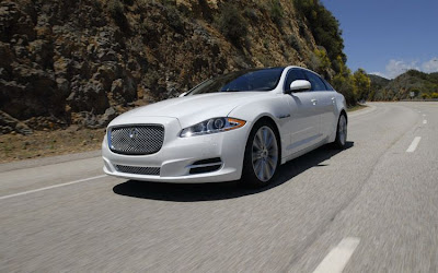 2011 Jaguar XJ L Supercharged First Drive