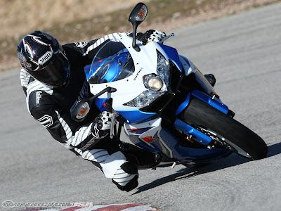 2009 Suzuki GSX-R600 Sport Bike