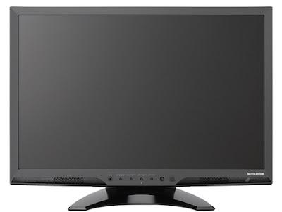 Mitsubishi Viseo MDT243WG-MB Full HD LCD Monitor