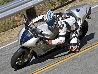 2010 Roehr 1250sc Rider