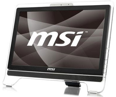 MSI Wind Top AE2010-02SUS All-in-One PC