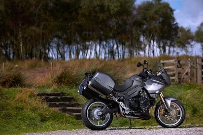 2010 Triumph Tiger Special Edition