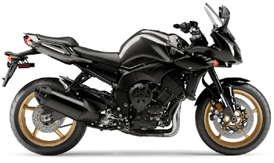 2010 Yamaha FZ1 Black Series