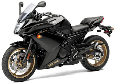 2010 Yamaha FZ6R Black Edition