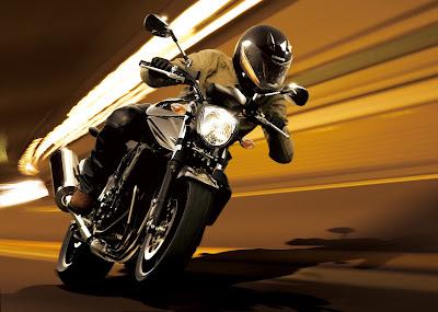 2010 Suzuki Bandit 1250 N Action