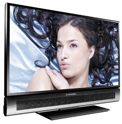 Mitsubishi VUDU 1080p Flat Panel LCD TVs