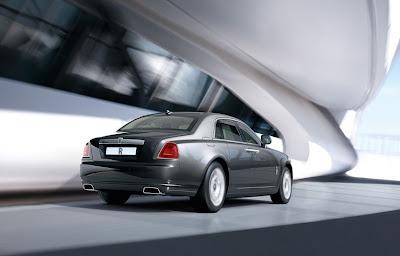 2011 Rolls-Royce Ghost Sport Car