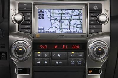 2010 Toyota 4Runner GPS