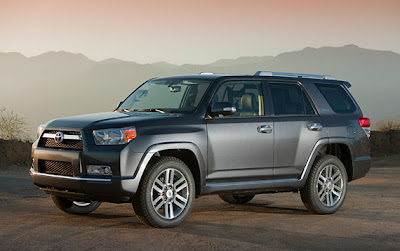 2010 Toyota 4Runner Car Wallpaper