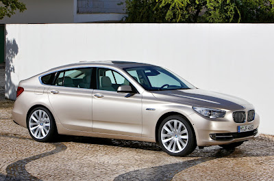 2010 BMW 5-Series Gran Turismo Car Picture