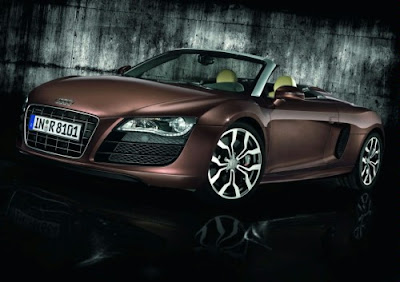 2010 Audi R8 Spyder Picture