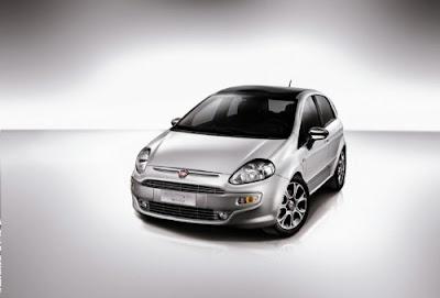2010 Fiat Punto Evo Picture