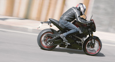 2010 Buell Lightning XB12Ss Test Road