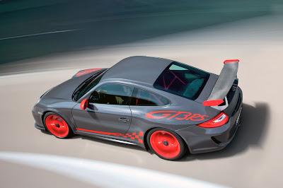 2010 Porsche 911 GT3 RS Sport Car