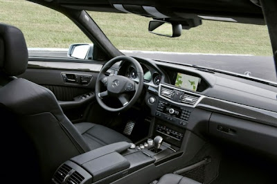 2010 Mercedes-Benz E63 AMG Estate Interior