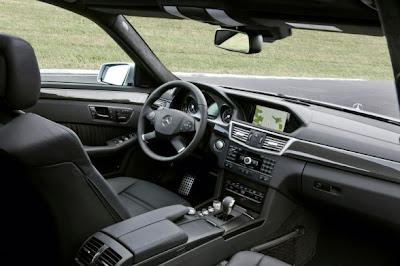 2010 Mercedes-Benz E63 AMG Estate Interior