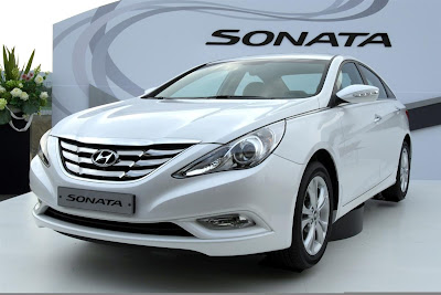 2011 Hyundai Sonata Car Picture