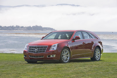2010 Cadillac CTS Sport Wagon Car Picture