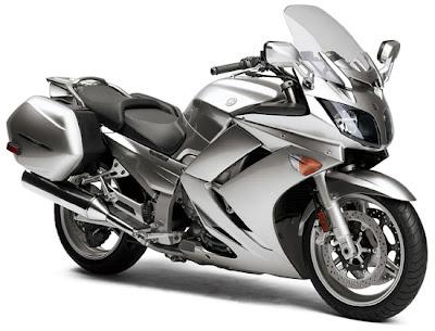 2010 Yamaha FJR1300A Motorcycle
