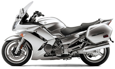 2010 Yamaha FJR1300A Wallpaper