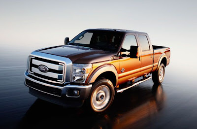 2011 Ford Super Duty Car Wallpaper
