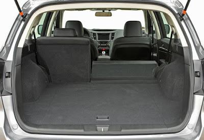 2010 Subaru Legacy Tourer Exterior