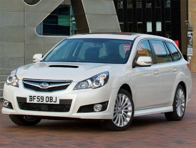2010 Subaru Legacy Tourer Picture