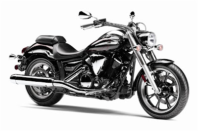 2010 Yamaha V-Star 950 Black Series