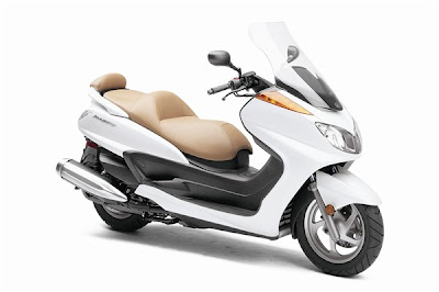 2010 Yamaha Majesty Photo