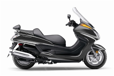 2010 Yamaha Majesty Sporty Scooter