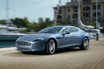 2011 Aston Martin Rapide Picture