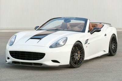 2009 Hamann Ferrari California Car Wallpaper