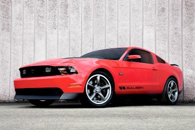 2010 Saleen 435S Mustang Picture