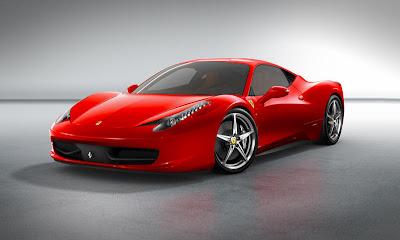 2011 Ferrari 458 Italia Picture