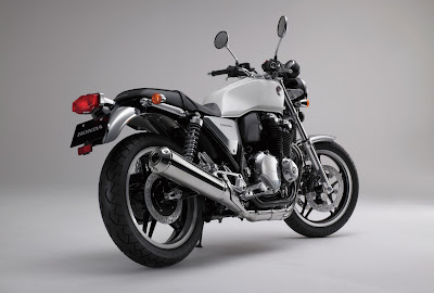 2010 Honda CB1100 Rear View