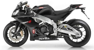 2010 Aprilia RSV 4R Black Edition