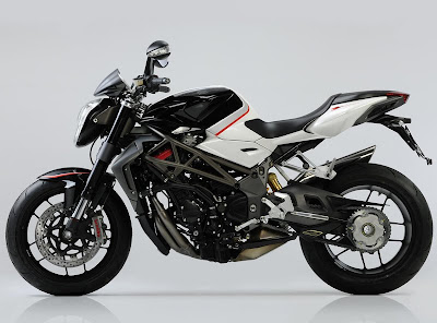 2010 MV Agusta Brutale 1090RR Side View