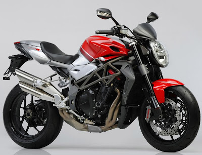 2010 MV Agusta Brutale 1090RR Sport Bike