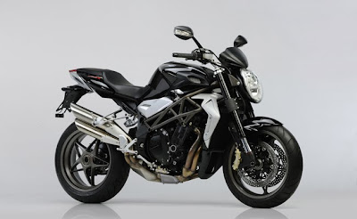 2010 MV Agusta Brutale 1090RR Black Color