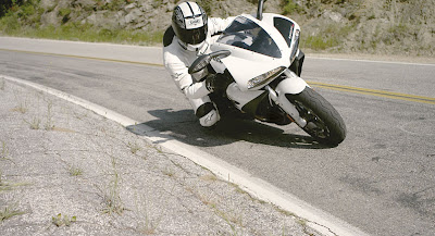 2010 Buell 1125R Test Ride