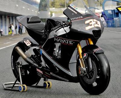 Kawasaki ZX-10R Hayate Replica Best Sport Bike