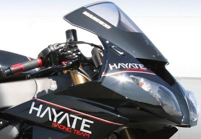 Kawasaki ZX-10R Hayate Replica X