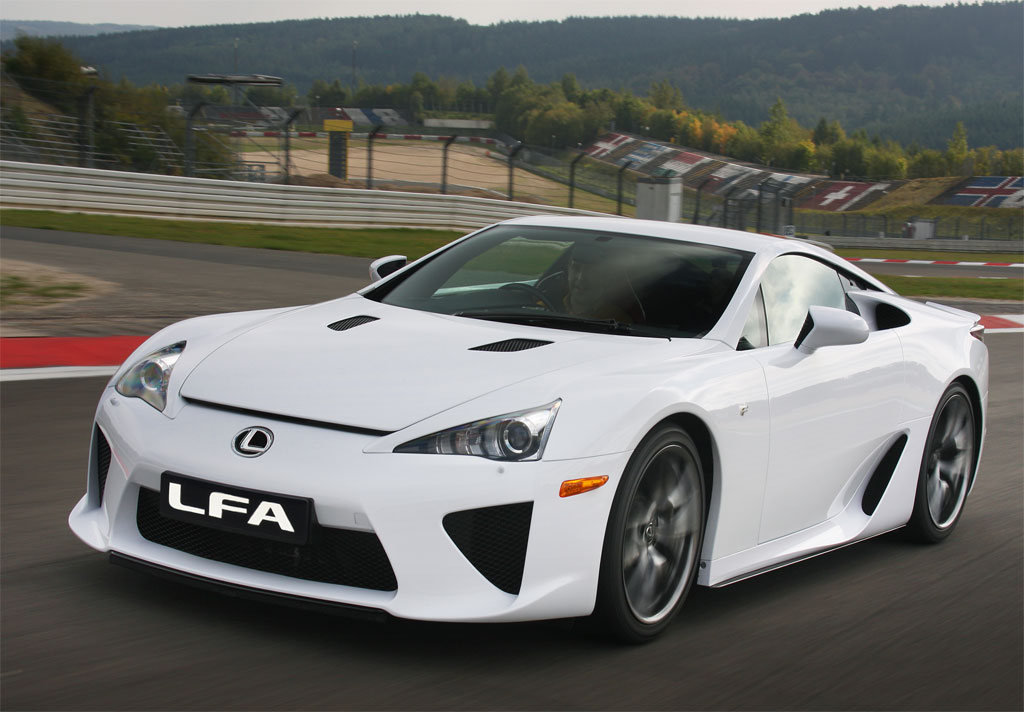 Lexus LFA Exotic Sport Cars